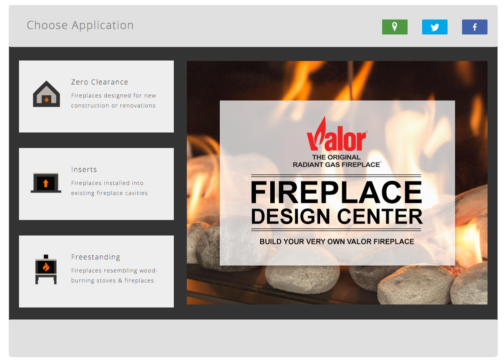 Fireplace Design Center Update Valor Fireplaces Amp Lifestyle