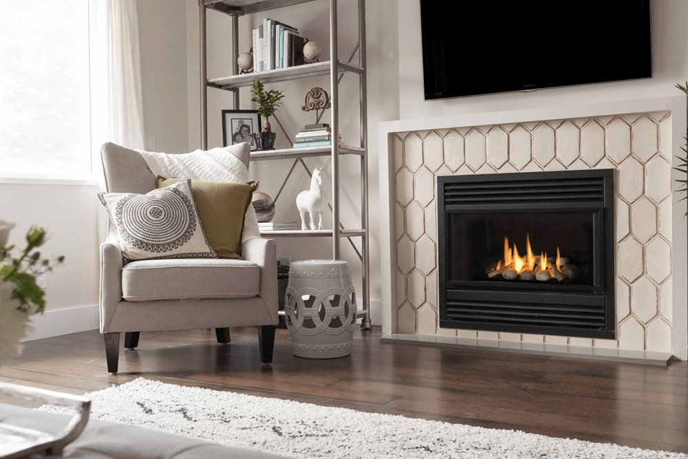 How to keep in the warmth this winter valor fireplaces for Cout foyer au gaz